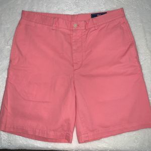 Vineyard Vines 8 Inch Men's Shorts Pink 34